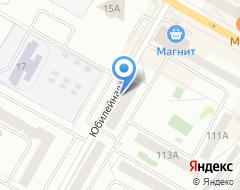 Компания Красное знамя на карте города