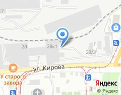 Компания Адвокатский кабинет Рудного А.И на карте города