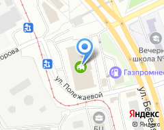 Компания АбсолютРесурс на карте города