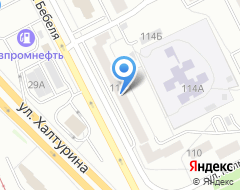 Компания Уральский Алмаз на карте города