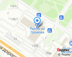 Компания ИнЭкспо на карте города
