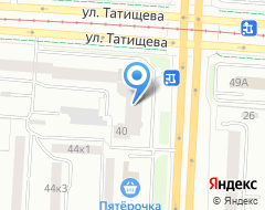 Компания Ракурс на карте города