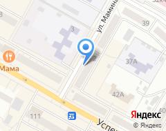 Компания Копицентр на карте города