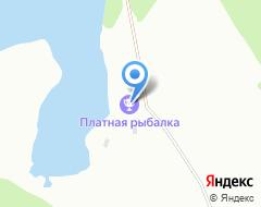Компания Шабровский пруд на карте города