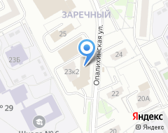Компания УЛЫБКА на карте города