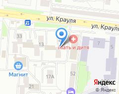 Компания М Финанс на карте города