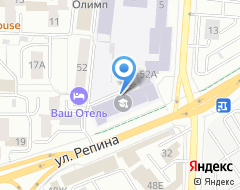 Компания УрТИСИ на карте города
