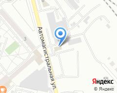 Компания ИНГОСТРАХ на карте города
