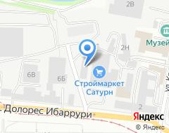 Компания YAMAHA Центр Беркут на карте города