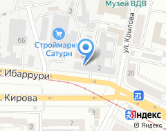 Компания Бизнес-Тур на карте города