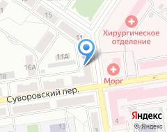 Компания Уральский банк Сбербанка России Северное отделение №4903 на карте города