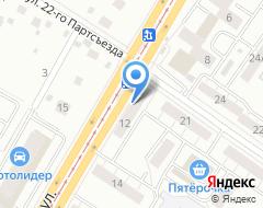 Компания ATV66.ru на карте города