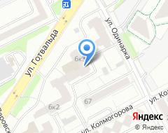 Компания Веснушки на карте города