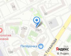 Компания ФОРМУЛА СПОРТА на карте города