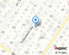 Компания А-Медиа на карте города