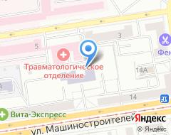 Компания Центр образования №224 на карте города