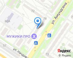 Компания Престиж-Авто на карте города