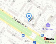Компания Пилигрим домашняя гостиница на карте города