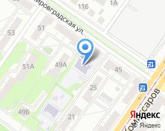 Компания Детский сад №346 Теремок на карте города