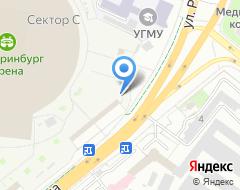 Компания Dautov Bros на карте города