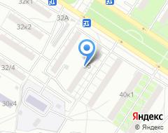 Компания Уют на карте города