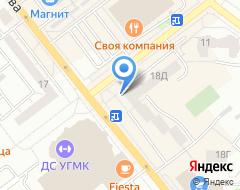 Компания Mikss на карте города
