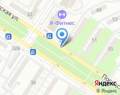 Компания Межрегиональный аудиторский центр на карте города