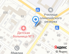 Компания Ек-спорт на карте города