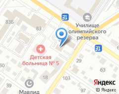 Компания АльтернативА на карте города