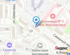 Компания Банкомат Транскапиталбанк на карте города