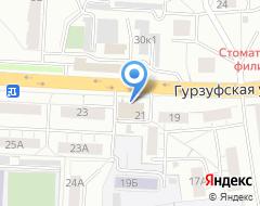 Компания Екатеринбургская детская школа искусств №14 им. Г.В. Свиридова на карте города