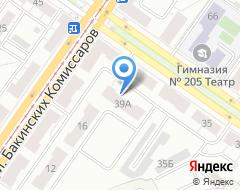 Компания Урал на карте города