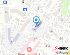 Компания Детский сад №251 на карте города