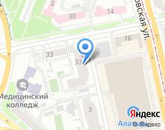 Компания Банк ЗЕНИТ на карте города