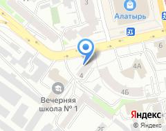 Компания Аспект на карте города