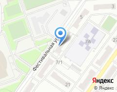 Компания СТК Уралмаш на карте города
