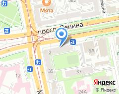 Компания Нотариус Ярков В.В на карте города