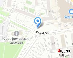 Компания Уральский Страховой Дом на карте города