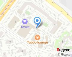 Компания НЭК на карте города
