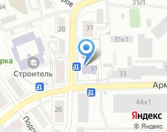 Компания Детский сад №90 присмотра и оздоровления на карте города