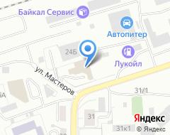 Компания ТОРГСЕРВИССНАБ на карте города