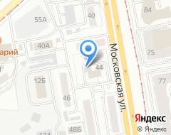 Компания Top4man.ru на карте города