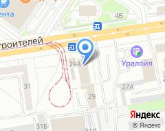Компания Аутсорс-Партнер на карте города