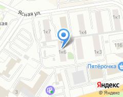 Компания Уральский НИИ водных биоресурсов и аквакультуры на карте города
