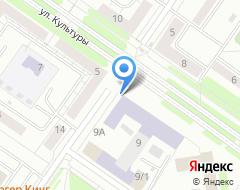 Компания Школа кроя и шитья Орджоникидзевский на карте города