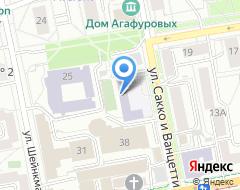 Компания Средняя общеобразовательная школа №69 на карте города