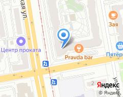 Компания СМС информер на карте города