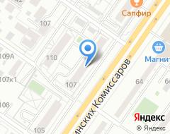 Компания Rental66 на карте города