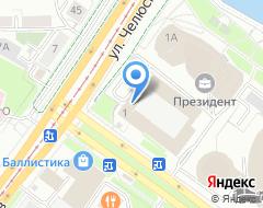 Компания Банкомат Банк Москвы на карте города