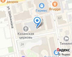 Компания Фонград SPA-отель на карте города